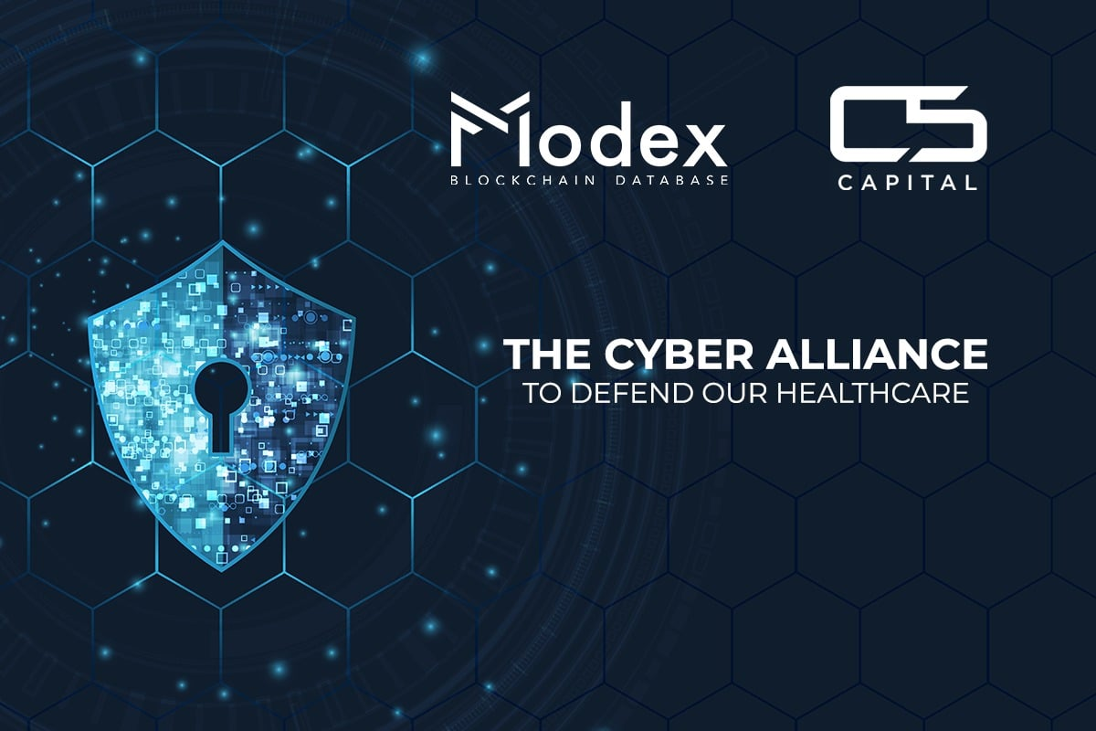 Modex joins C5 Capital's international cyber defence Alliance to support the healthcare sector through COVID-19
