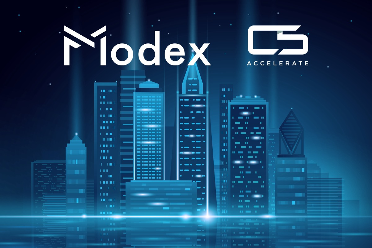 Modex Joins C5 Capital's World-Class Network Accelerator Program