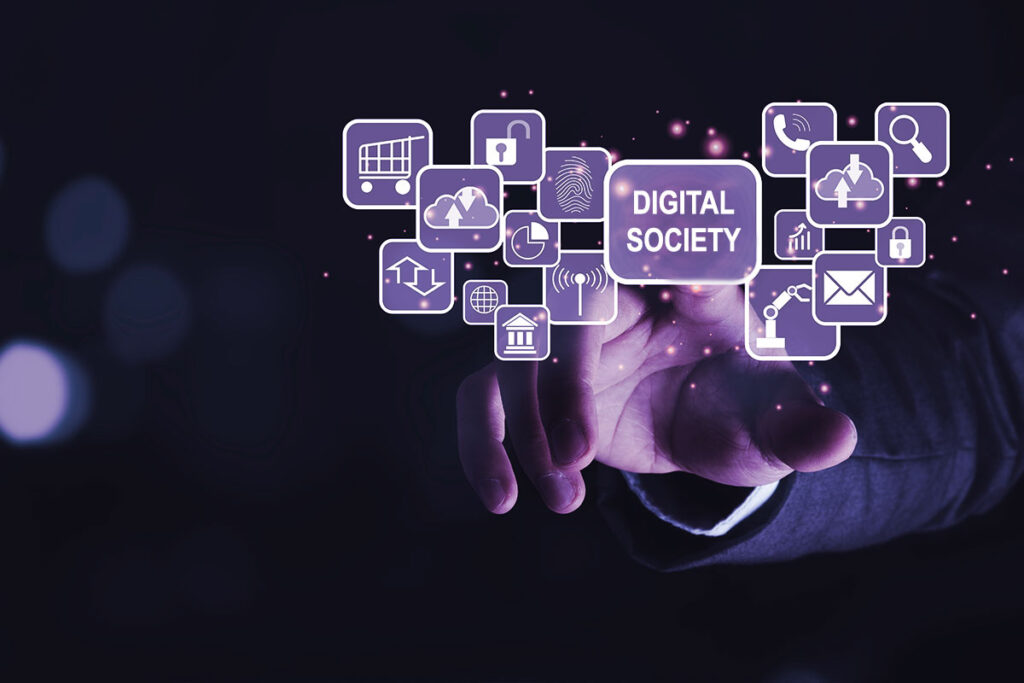 data the cornerstone of our digital society